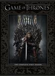 Game Of Thrones, Season 1 (18) 5DVD