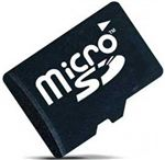 32 GB Secure Digital Micro (SD)
