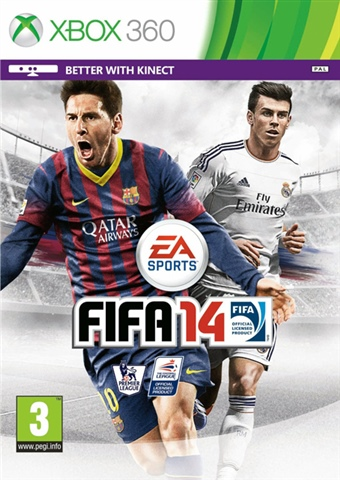 Fifa 14 reclaims the top spot in uk software sales chart.