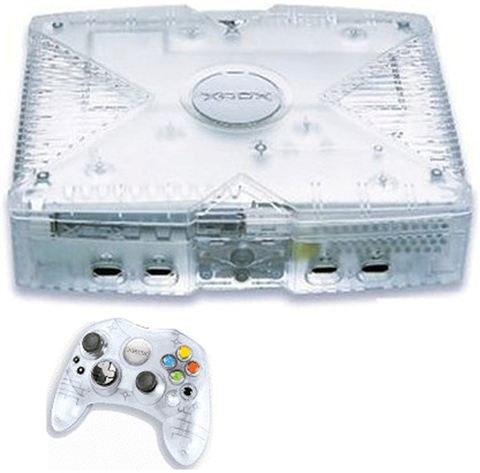 Crystal xbox **limited edition**collectors item** | in kimberley.