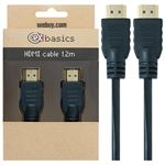CeX basics - HDMI Cable 1.2M