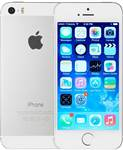 Apple iPhone 5S 16GB Silver, Unlocked B