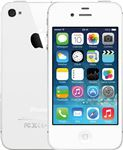 Apple iPhone 4S 16GB White, Unlocked B